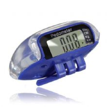 MULTIFUNCTION PEDOMETER - BLUE